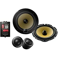 Pioneer TS-D1730C 6 3/4 Component Speaker Package, Set of 2
