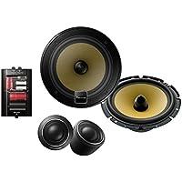 Pioneer TS-D1730C 6 3/4 Component Speaker Package, Set of 2