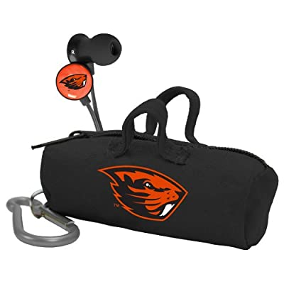 NCAA Air Force Falcons Scorch Earbuds with Bud Bag