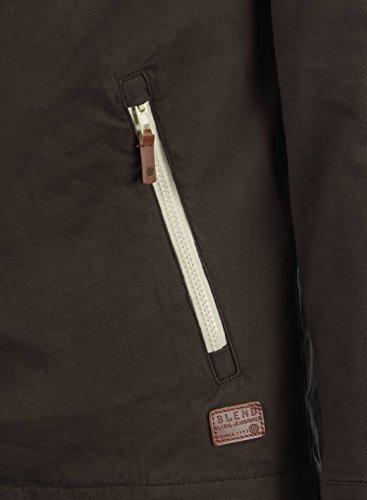 BLEND hombre 71507 Bobby para de Brown entretiempos Coffee chaqueta zFn1apqTxz