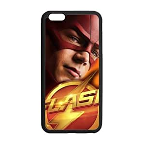 BANGBANGDA iPhone6 Plus Classic The Flash Hero Series Case Cover for iPhone6 Plus 5.5 (Laser Technology)