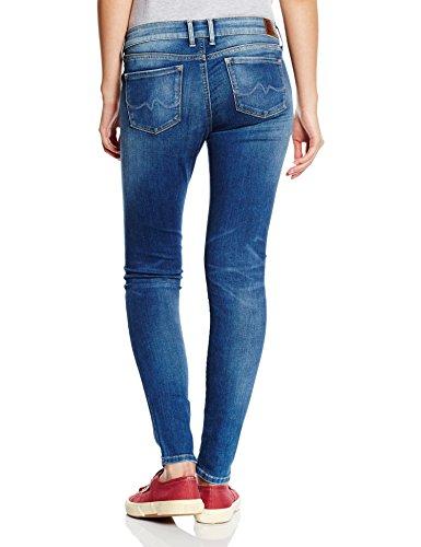 Donna Soho Denim Jeans Skinny Medio Pepe qY47wfn