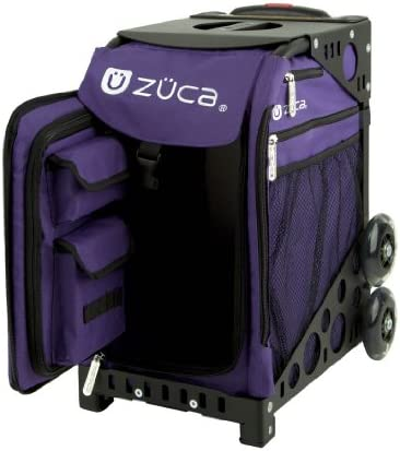 Zuca Bag Rebel – Black Frame