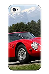 All Green Corp's Shop New Shockproof Protection Case Cover For Iphone 4/4s/ Alfa Romeo Giulia 33 Case Cover 8611800K99975194