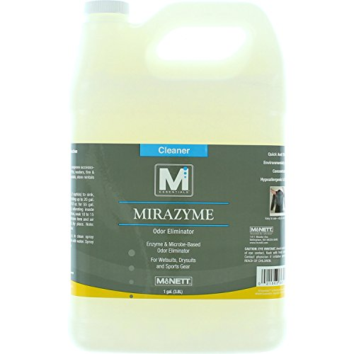 - M Essentials Mirazyme Odor Eliminator - 1 Gallon Jug