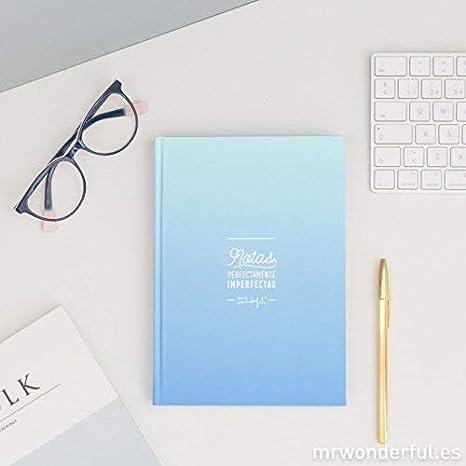 Amazon.com: Mr. Wonderful MRW21 Notebook: Office Products