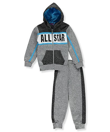Victory League Little Boys' Toddler 2-Piece Fleece Sweatsuit