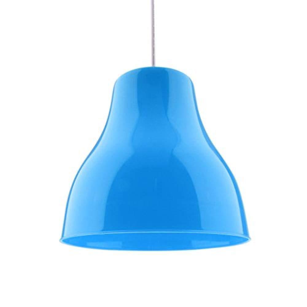 Lámpara colgante colorida lámpara colgante lámpara de techo ...