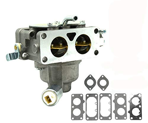 Carbpro 791230 Carburetor Replacement For Briggs & Stratton V-Twin 4 Cycle 20HP 21HP 23HP 24H (Briggs And Stratton Intek V Twin Problems)