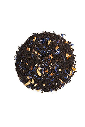 Blue Lady Black Energy Tea - High Caffeine Blend (3X Regular) - Healthy Coffee Substitute, Citrus and Hibiscus Flavor, 20 Sachet Package (50 Grams) by Zest Tea (Image #8)