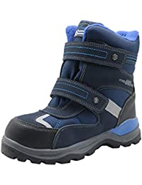 Kids Boys Cold Weather Winter Snow Boots (Toddler/Little Kid/Big Kid)