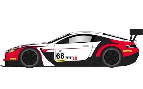 Scalextric Aston Martin Vantage GT3 2015 ELMS Series Slot Car (1:32 Scale)