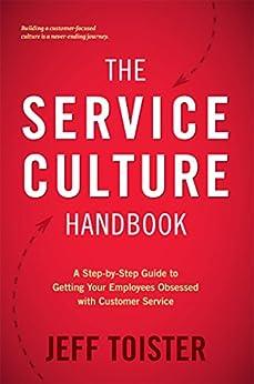Service Culture Handbook Step Step ebook product image