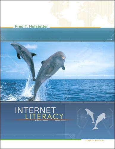 Internet Literacy with Student CD