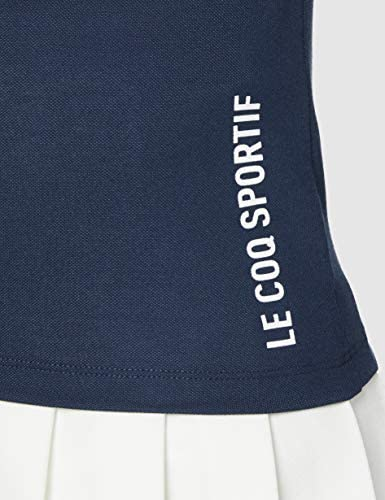 le coq Sportif Womens Tennis D/ébardeur N/°4 W Tight Top
