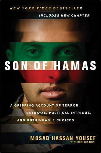 Son of Hamas: A Gripping Account of Terror, Betrayal