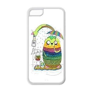 LJF phone case 5C case,Classics Japanese Cartoon Chinchilla 5C cases,5C case cover,iphone 5C case