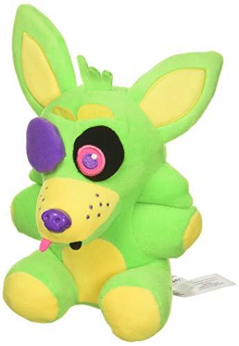 - Funko Plush: Five Nights at Freddy's - Foxy Neon Plush Collectible Plush