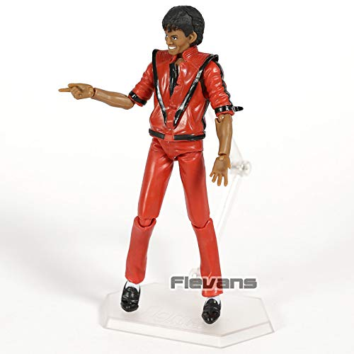 GrandToyZone FIGURE SERIES - Michael Jackson Thriller Ver. PVC Action Figure - 14cm (5.5 inch) -