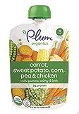 Plum Organics Baby Foods