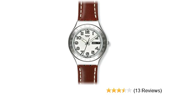Amazon.com: Swatch Womens YGS732 Casse Cou Irony Big Watch: Swatch: Watches