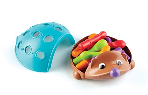 Learning Resources Spike The Fine Motor Hedgehog, Toy of The Year Finalist, 18 months+