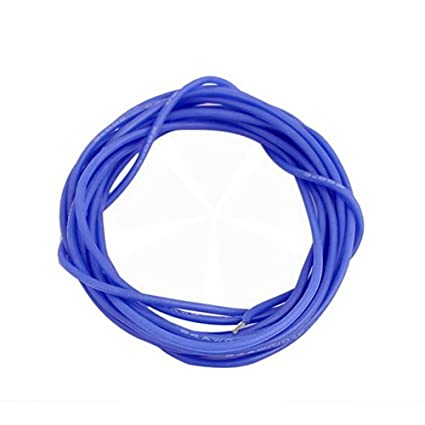 24 Awg Stranded Copper Wire   Amazon Com 24awg Gauge Flexible Stranded Copper Cable Silicone Wire