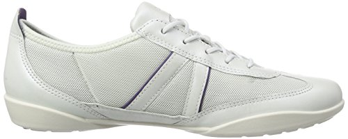 Bianco Crown Bluma white 59537 ECCO Donna White Shadow Stringate Jewel Scarpe OaCIIqwnA