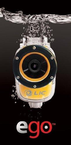 Liquid Image 750 Ego Series Mountable Camera Waterproof Case (Clear) Egoカメラ 727専用ハウジングケース【並行輸入】   B00JHWKEOE