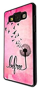720 - Cool Birds Fun Be free QuoteDesign For Samsung Galaxy Grand Prime Fashion Trend CASE Back COVER Plastic&Thin Metal