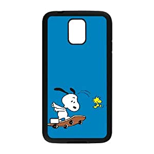 Samsung Galaxy S5 Cases Phone Case Cover Snoopy 5R55R3514238