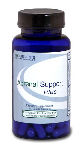 BioGenesis Nutraceuticals Adrenal Support Plus - 60 Capsules
