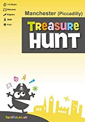Manchester (Piccadilly) Treasure Hunt