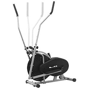 ISE - Bicicleta elíptica 2 en 1, elíptica, Unisex, para Adulto ...