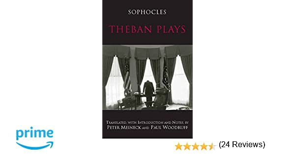 Sophocles The Theban Plays Penguin Classics Pdf Merge