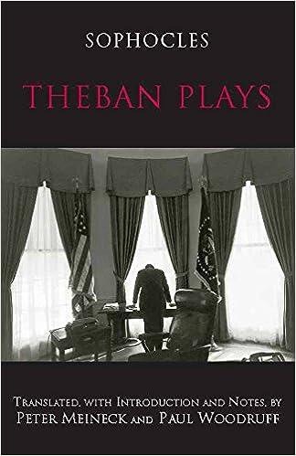 3 theban plays