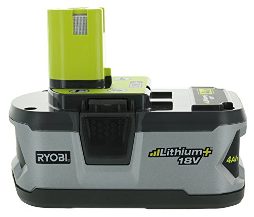 Ryobi P122 4AH One+ High Capacity Lithium Ion Batteries For Ryobi Power Tools (2 Pack of P108 Batteries) by Ryobi (Image #4)