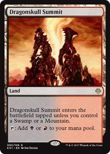 (Dragonskull Summit - Archenemy: Nicol Bolas)