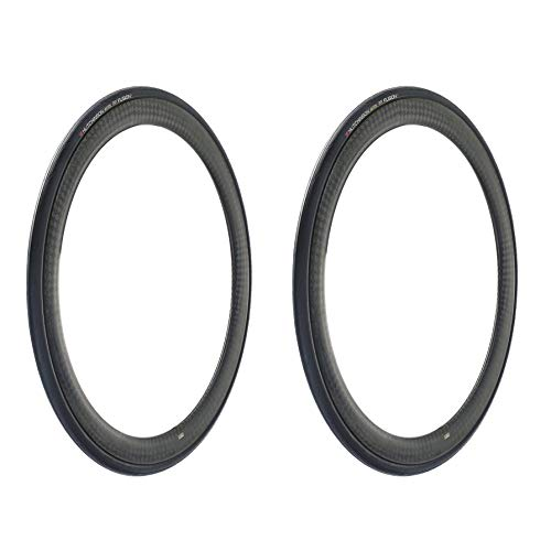 Hutchinson Fusion 5 Performance Tubeless Ready Bike Tires 2-Pack, 700x25, with ElevenSTORM Compound ()