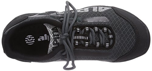 Alpina 680318 - zapatillas de trekking y senderismo de material sintético Unisex adulto gris - gris