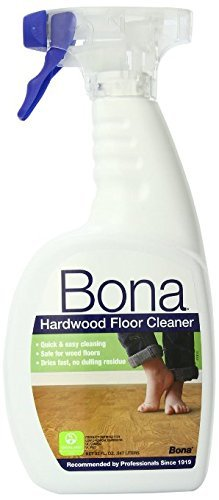 Prefinished Real Wood - 2 Pack Bona Hardwood Floor Cleaning Spray 32oz