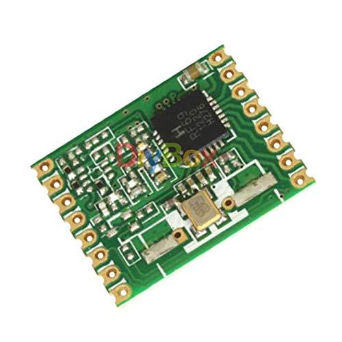 RFM69HW-433S2 Remote//HM A2TM RFM69HW 433Mhz+RFM12B HopeRF Wireless Transceiver