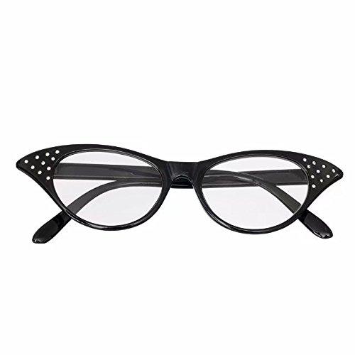 Jcerki Cat Eye Women Bi-focal Reading Glasses 1.50 Strengths Women Fashion Cateyes Bi-focal Reading Eyeglasses