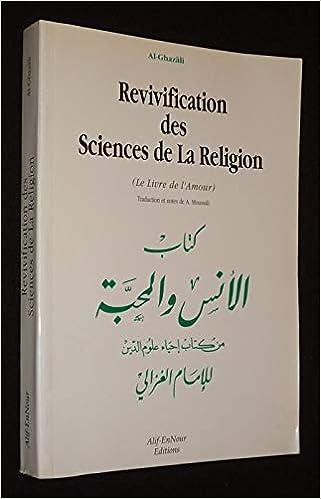 LA DES RELIGION REVIVIFICATION SCIENCES DE TÉLÉCHARGER