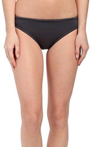 TYR Sport Competitor Active Bikini Bottom, Medium, Grey (Grey Bikini Bottoms)