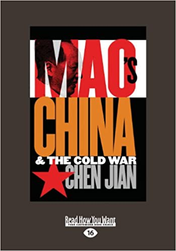 Mao's China and the Cold War (Large Print 16pt)