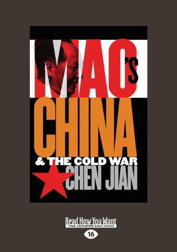 Maos China & The Cold War