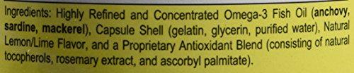Ortho Molecular - Orthomega 820 - 180 Soft Gel Capsules by Ortho Molecular  (Image #3)