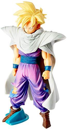 Action Figure Dragon Ball Z - Resolution Of Soldier - Gohan Grandista Bandai Banpresto Multicor