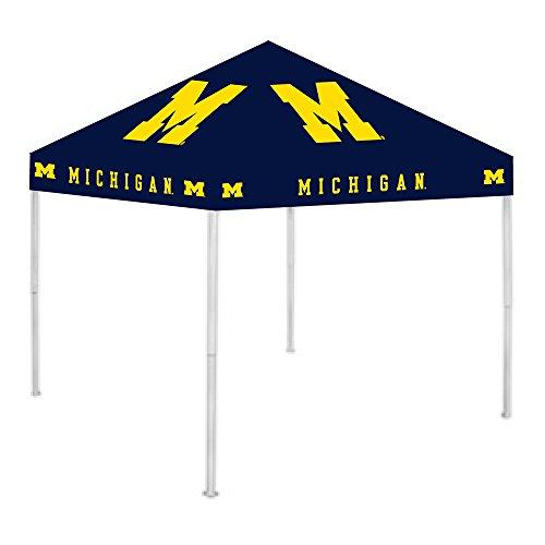 Michigan Wolverines Canopy - 7